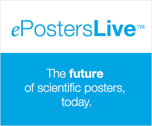 ePostersLive™ - the future of scientific posters, today